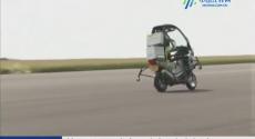 英国公司测试无人驾驶摩托车
