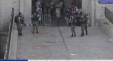 以色列将重新开放阿克萨清真寺