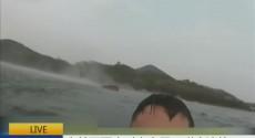 中美两军应对灾害展开联合演练