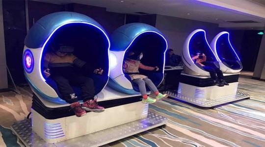 VR游戏厅全球遍地开花
